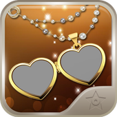 picture locket necklace Frames 1.0