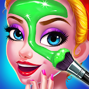 Princess Beauty Salon - Birthday Party Makeup 2.6.3935