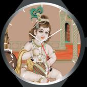 Lord Krishna Watch Faces