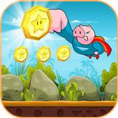 Hero Pig Jungle Run 1.0