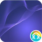 KK Launcher eXperian-Z3 Theme 1.1