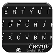 BarFlat Dark Emoji Keyboard 3.0