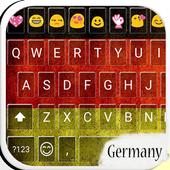 Germany Emoji Keyboard Theme 1.0.4