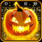 Happy Halloween Keyboard Theme 1.0.1