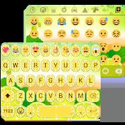 Lemon Emoji Keyboard Theme 1.0.8