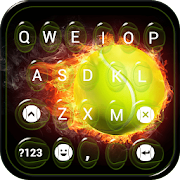 Tennis Emoji Keyboard Theme 1.0.2