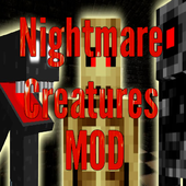 Nightmare Creatures Mod Minecraft 1.0