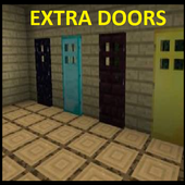 Extra Doors Minecraft PE Mod