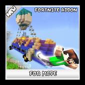 Addon Fortnite for MCPE 2.0
