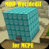 MOD Worldedit for MCPE 1.0
