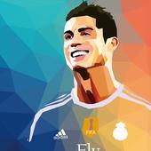 CR7 Ronaldo Zipper Lock Screen 1.1