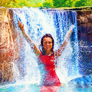 Waterfall Photo Frames 6.1