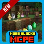 More Blocks 1.1.5 for MCPE 1.1