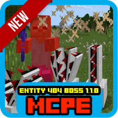 Entity 404 Boss 1.1.0 for MCPE 1.1