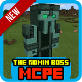 NEW The Admin Boss for MCPE 1.1
