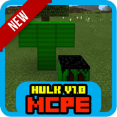 NEW Hulk v1.0 for MCPE 1.1
