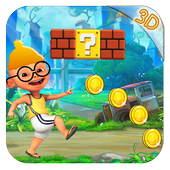 Upin Run Ipin Adventure 1.0
