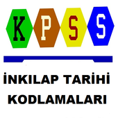 KPSS İnkılap Tarihi Kodlamalar 1.6