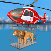 Animal Rescue: Army Helicopter 4.0