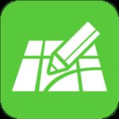 地図手帳β 0.1.0