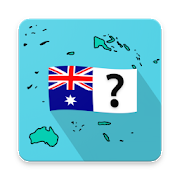 Oceania and Australia quiz – countries and flags 1.601.3