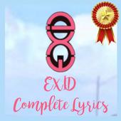 Complete EXID Lyrics 1.0