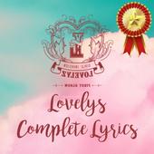 Complete Lovelyz Lyrics 1.0