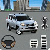 Prado Parking Adventure 2017: Best Car Games 1.0
