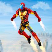 Superheroes Flying Adventure: Superhero Games 1.0