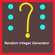 Random Integer Generator 1.0