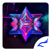3D Starry Sky Theme 1.1.3