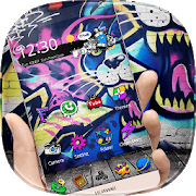 Graffiti Street Rock Theme 1.1.5