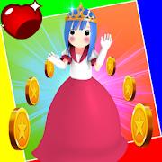 Princess Runner Defy Gravity Fun Games for girls 2.0