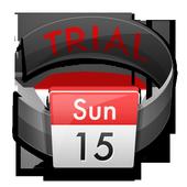 Calendar in Status bar Trial 2.0.6