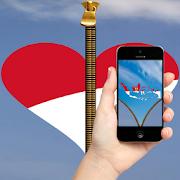 Pengunci Layar Cinta Indonesia