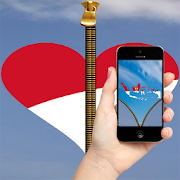 Pengunci Layar Cinta Indonesia 1.0
