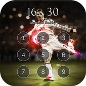 Cristiano ronaldo lock screen New 1.0