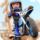 Cartoon Dirt Bike Runner 1.3.0