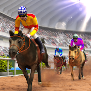 Cartoon Horse Riding - Derby Racing Game for Kids 3.3.2