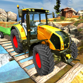 Tractor Driver Cargo 4