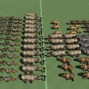 Animal Epic Battle Simulator 1.4