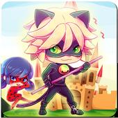 Cat Noir Miraculous Adventure 2.0