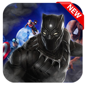Panther Fight vs Super Heroes Game! 1.13