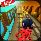 Subway Ladybug Adventure 1.0