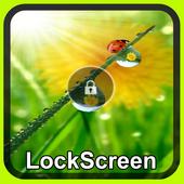 Lady Bug Lock Screen 1.1
