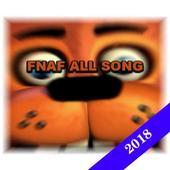 FNAF 12345 BEST SONGs 2018 1.1