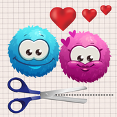 com.lahcengame.lovecutballs icon