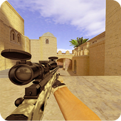 Desert Sniper Commando Battle 3D 1.0