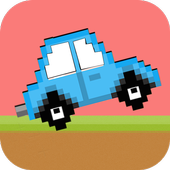 Jump Car Retro : Freeway Fury 1.1