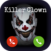 Video Call from Killer Clown - Simulated Calls 3.1.3